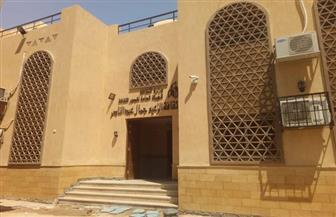 وزيرة الثقافة ومحافظ أسيوط يفتتحان قصر ثقافة عبد الناصر فى بنى مر 7 أكتوبر| صور