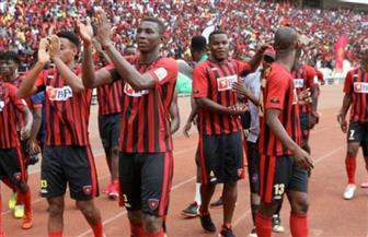 """""""أول أغسطس"""" الأنجولى يتفوق على """"الترجى"""" التونسي بهدف في مباراة الذهاب بنصف نهائي إفريقيا"""