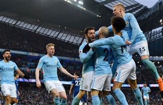 مانشستر سيتي ينتزع صدارة الدوري الإنجليزي من ليفربول