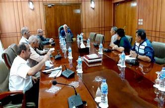 محافظ بورسعيد يتابع المشروعات التنموية التي سيتم افتتاحها في ديسمبر المقبل
