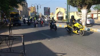 """رالي """"تحدى عبور مصر"""" يصل إلى المنيا لتعزيز السياحة"""
