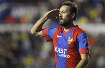 ليفانتي يفجر مفاجأة ويتقدم على ريال مدريد بهدفين في الشوط الأول