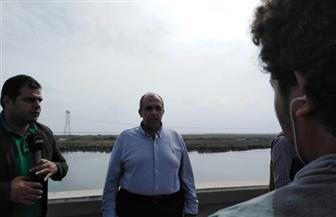 وزير الزراعة يطالب بالإسراع في تطوير بحيرة إدكو وإزالة المزارع المخالفة |صور