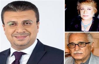 تكريم عمرو الليثي وسميحة أيوب وعبد الرحمن أبو زهرة بمجلس الإعلاميين الدوليين.. غدا