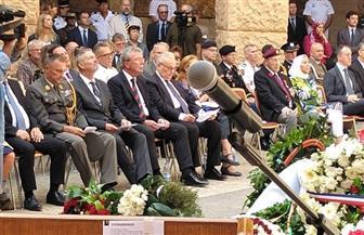 الاحتفال بالذكرى الـ 76 لمعركة العلمين بمطروح