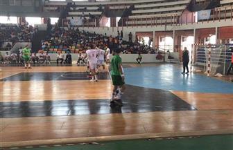 الزمالك يهزم أغادير بافتتاحية مبارياته ببطولة إفريقيا لليد