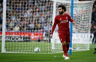 جماهير ليفربول تتغنى بمحمد صلاح من جديد | فيديو