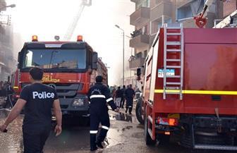 الحماية المدنية بالخارجة تخمد حريقا التهم 25 نخلة