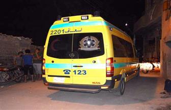 العثور على سيارة إسعاف مختفية بمدينة كوم إمبو