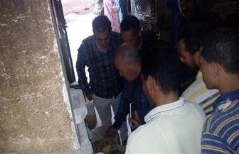 رئيس مدينة السنطة يحيل مفتشين تموين للتحقيق لعدم مراقبة المخابز | صور