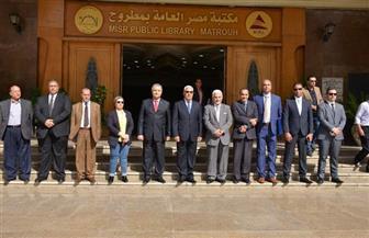 المؤتمر السابع لمكتبات مصر يؤكد أهمية تنمية الوعي الثقافي للمواطن | صور