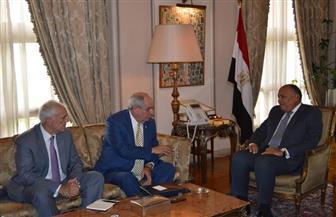 وزير الخارجية: مصر تقدر التنسيق المتواصل مع اليونان داخل المحافل الدولية والاتحاد الأوروبي | صور