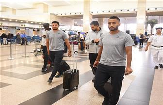 بعثة الأهلي تصل مطار القاهرة بعد الخسارة من النجم الساحلي