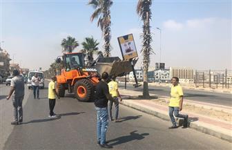 النيابة الإدارية: نحقق مع مسئولي الإزالات بالتجمع الخامس بعد تهشم سيارة
