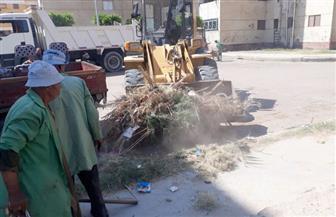 جهاز مدينة السادات: مصادرة أدوات غسيل السيارات بالشوارع