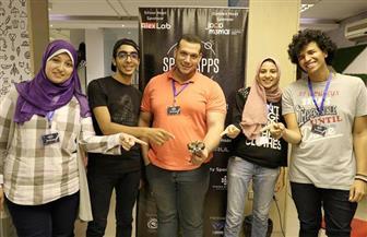 """""""فرسان المريخ"""" بالإسكندرية يشاركون في مسابقة """"ناسا الفضائية""""   صور"""