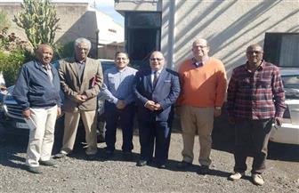 السفير المصري في أسمرا يبحث التعاون الثنائي مع وزيرة الصحة الإريترية