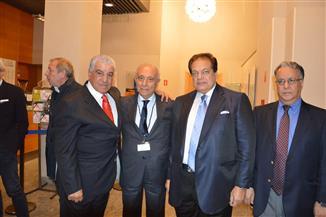 القنصل العام في ميلانو يشارك في حفل تكريم زاهي حواس وأبو العينين في إيطاليا| صور