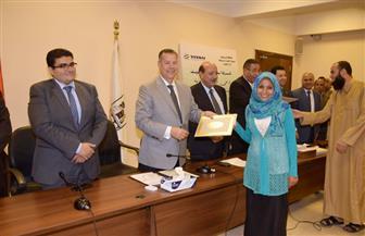 محافظ بنى سويف يكرم 25 فائزا في مسابقة القرآن الكريم| صور