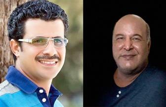 """باسم صادق وجلال الهجرسي يناقشان عرض """"الحكاية روح"""" الجمعة"""