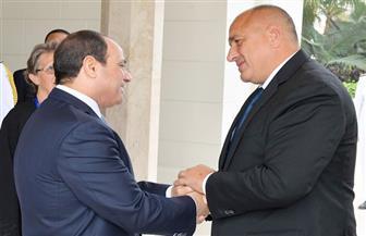 بويكو بوريسوف لـ الرئيس السيسي: نتشابه في التسامح الديني.. وأسعى لتشجيع السياحة البلغارية في مصر