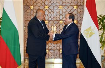 رئيس وزراء بلغاريا: الرئيس السيسي يدعم إنشاء جامعة بلغارية في مصر خلال عام