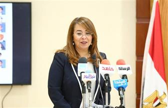 غادة والي: نقترح وضع قانون عربي استرشادي حول كبار السن