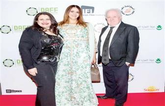 سفيرة مصر لدى أيرلندا تشارك بمهرجان دبلن للفيلم العربي