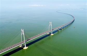 افتتاح أطول جسر عابر للبحر في العالم أمام حركة المرور العامة