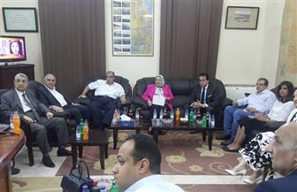 6 وزراء يتفقدون بعثة الري المصري في السودان.. وسعفان يشيد بأهمية التعاون المشترك| صور