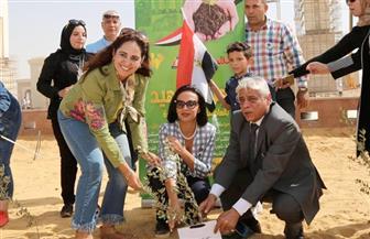 """مايا مرسي: """"شجرة الشهيد"""" بالعاصمة الإدارية تهدف إلى تعريف الأجيال القادمة بأبطال مصر"""