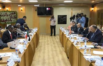 وزير الخارجية يثمن التطورات الإيجابية في العلاقات الثنائية مع السودان   صور