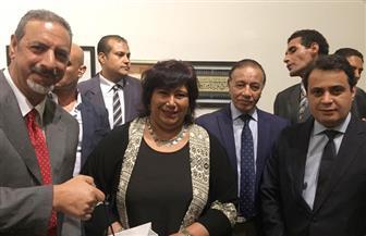 مشاركة كويتية بارزة في فعاليات الدورة الرابعة لملتقى القاهرة الدولي للخط العربي | صور