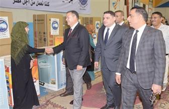"""""""مستقبل وطن"""" ينظم احتفالية لتسليم جهاز عرائس لـ50 فتاة من اليتيمات ببني سويف"""
