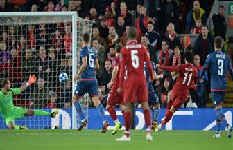 صلاح يقود ليفربول للتقدم على النجم الأحمر فى الشوط الأول بدورى أبطال أوروبا