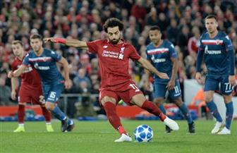محمد صلاح يصل للهدف رقم 50 مع ليفربول ويحقق رقما تاريخيا جديدا