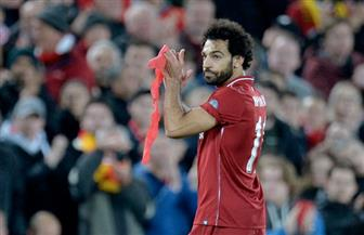 محمد صلاح يغادر الملعب فى الدقيقة 73 فى مباراة دورى الأبطال