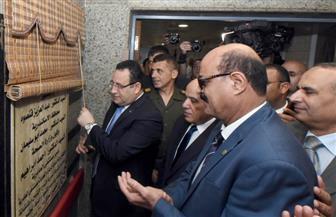 محافظ الإسكندرية يفتتح أعمال تطوير مستشفى العامرية العام | صور