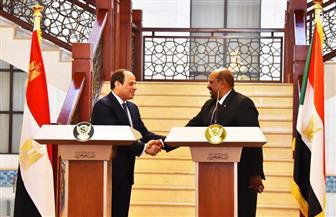 الرئيس السيسي: مشروع ربط السكك الحديدية يساهم في زيادة الترابط والتكامل بين البلدين