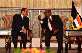 الرئيس السيسي خلال لقائه البشير: توقيع حزمة اتفاقيات تمثل انطلاقة جديدة للعلاقات بين مصر والسودان