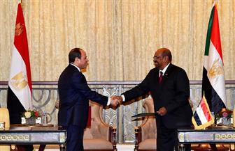 الرئيس السيسي يستقبل نظيره السوداني اليوم ويناقشان مسيرة التعاون بين البلدين