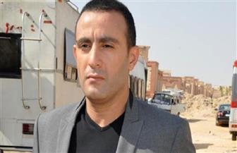 أحمد السقا وأحلام ينعيان ضحايا السيول بالأردن