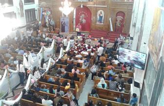 احتفال كنائس دشنا وتوابعها بقنا بعيد تجليس الأنبا تكلا | صور