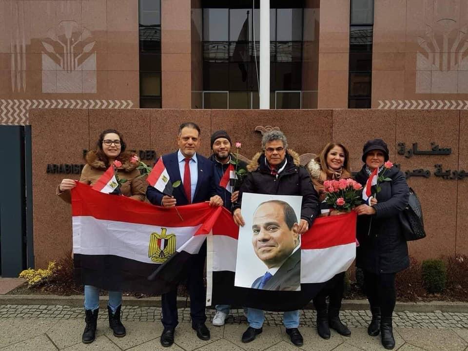رئيس بيت العائلة المصرية بألمانيا: الرئيس السيسي يقيم علاقات خارجية على أسس القيم الأصيلة -