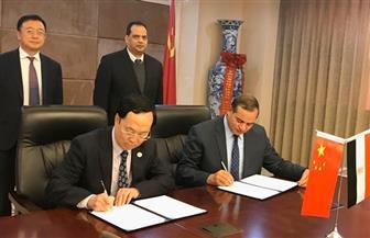 جامعة سوهاج توقع بروتوكول تعاون مع جامعة صينية في مجال الطاقة الكهربائية |صور