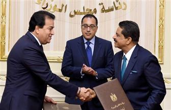 رئيس الوزراء يشهد توقيع اتفاقية تعاون بين وزارة التعليم العالي ومجموعة ثومبي الإماراتية