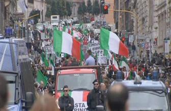 آلاف يحتجون في روما على تدهور حالة العاصمة الإيطالية