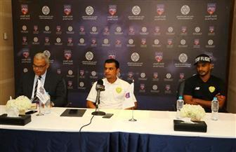 مدرب الوصل الإماراتى: مباراة الغد مع خصم عنيد لديه لاعبين على أعلى مستوى