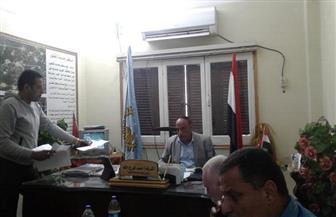 رئيس مدينة قطور يناقش موقف النظافة العامة والاستعدادات لطوارئ الشتاء |صور