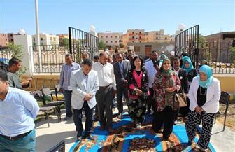 افتتاح أول حضانة متخصصة لضعاف السمع وذوى الإعاقات المتعددة في مدينة طيبة بالأقصر |صور